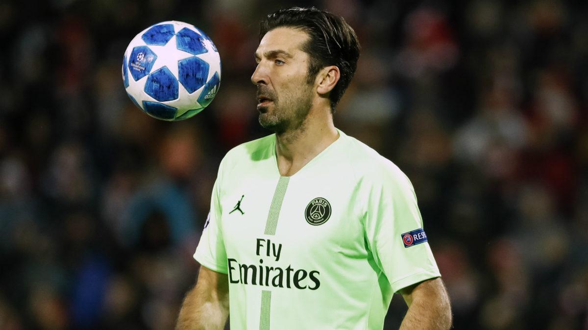 Buffon Mendapatkan Semangat Baru Dari PSG
