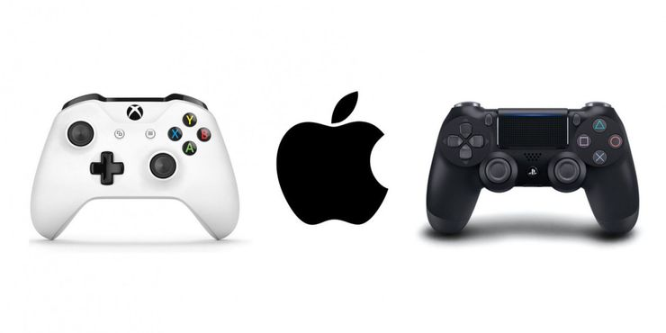 iOS Update Apple Menambakan Support Controller PS5 Dan Xbox Series X