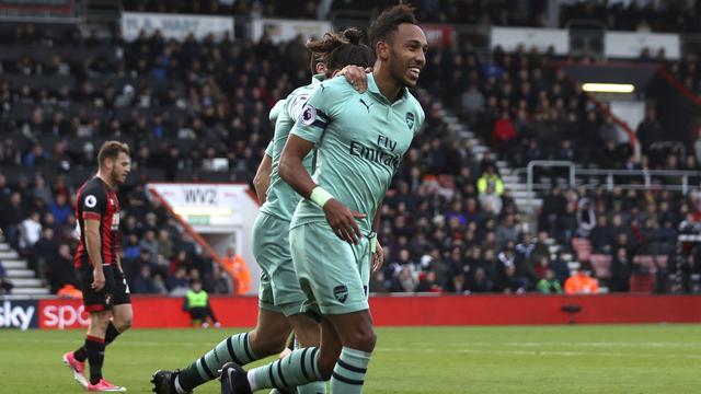Arsenal Semakin Dekat Dengan Chelsea Setelah Mengalahkan Bournemouth