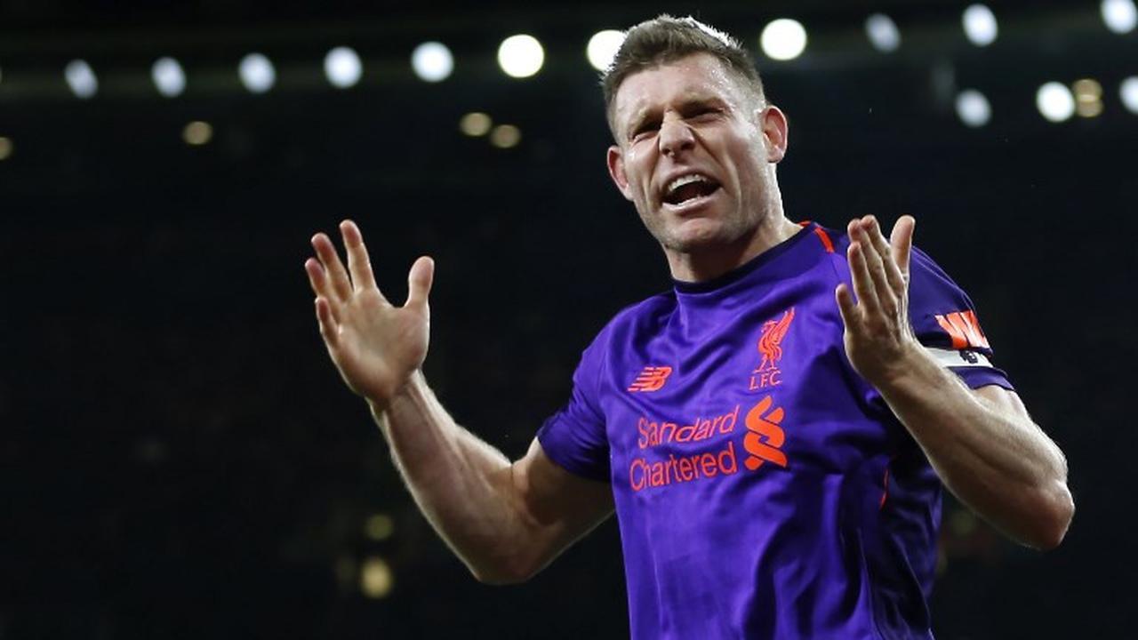 Liverpool Tidak Mungkin Tidak Memperpanjang Konttrak James Milner