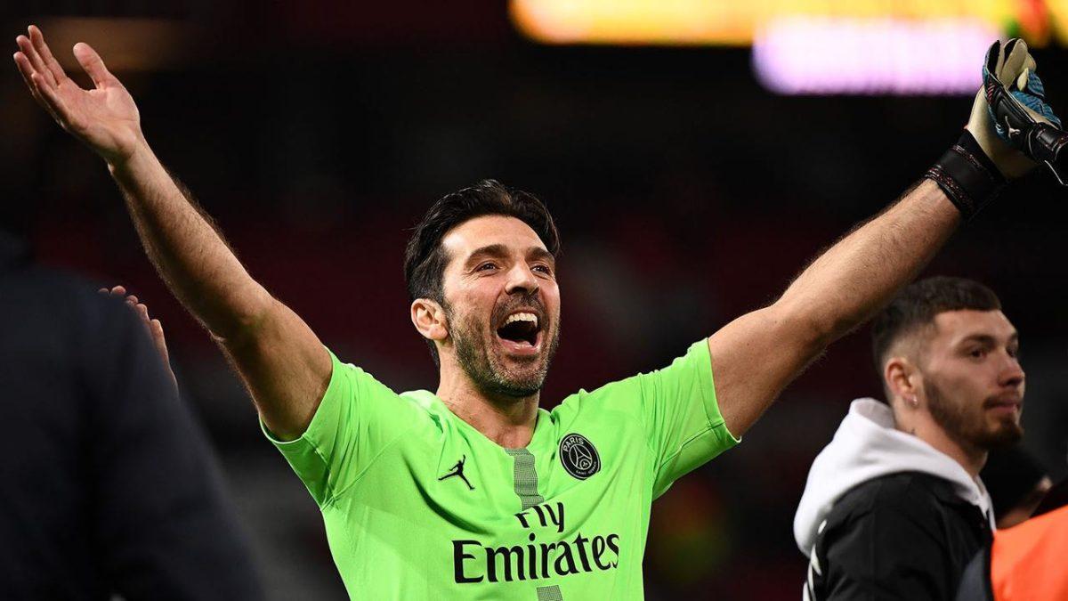 Gianluigi Buffon Mengungkapkan Bahwa Dia Mendapatkan Tawaran Yang Mantap Dari PSG