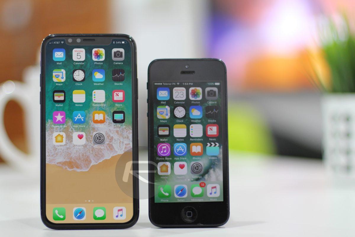 Kebocoran Data Serius pada iPhone 5s hingga X