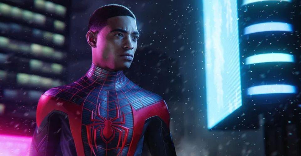 Playstation Melakukan Tease Lebih Banyak Peter Parker Sebagai Spider-Man