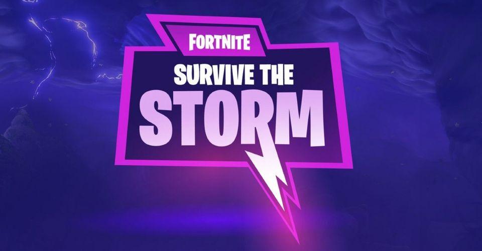 Fortnite Storm Bug Memberikan Pemain Kemenangan Yang Mudah